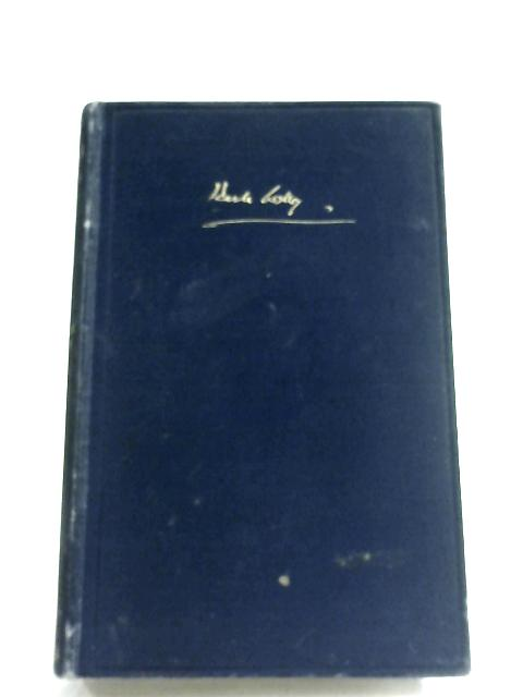 The Dinner Knell: Elegy In An English Dining-Room by T. Earle Welby