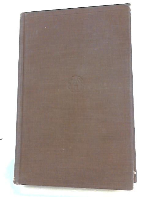Applied Mechanics Vol I Statics and Kinetics By Charles E. Fuller and William A. Johnston