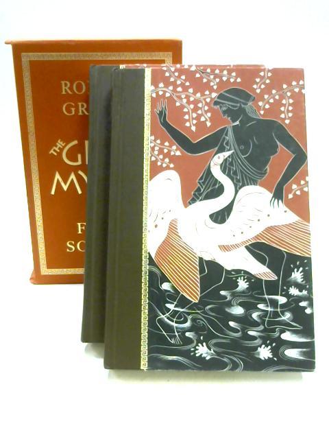 The Greek Myths Volume I & II by Robert Graves