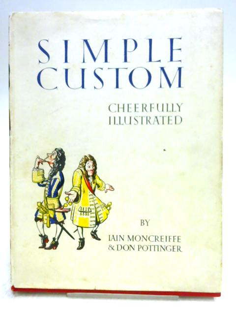 Simple Custom Cheerfully Illustrated by Moncreiffe & Pettinger