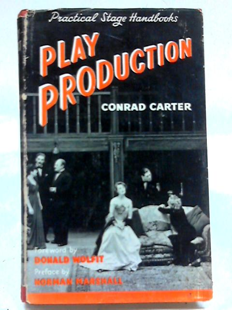 Play Productions By Conrad Carter
