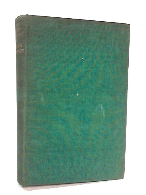 The Autobiography of Giraldus Cambrensis By Butler. H.R.