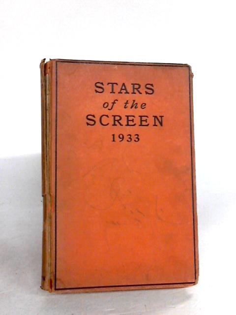 Stars of the Screen, 1933 By Unknown