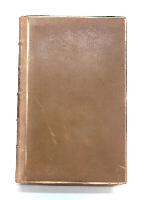 The Bibliographer's Manual of English Literature: Vol. I By W.T. Lowndes