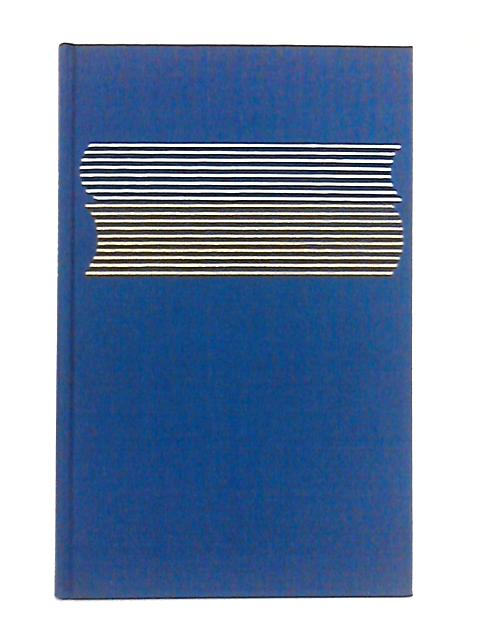 Folio 40: A Checklist of the Publications of the Folio Society 1947-1987 By N. Barker (Intro)