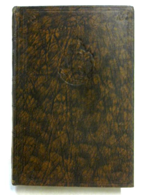 The Diary of Samuel Pepys: Volume I By S. Pepys