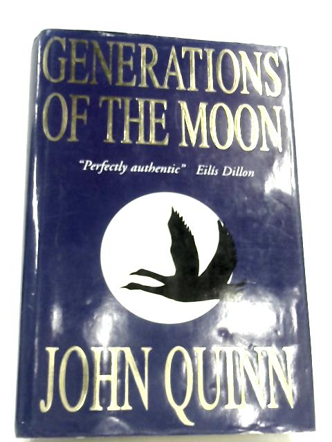 Generations Of The Moon By John Quinn