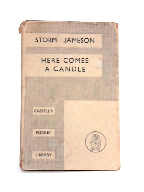Here Comes a Candle By Storn Jameson