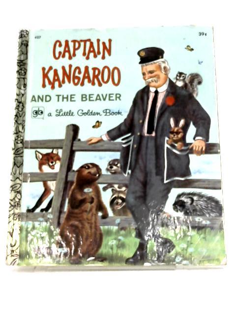 Captain Kangaroo And The Beaver By Carl Memling