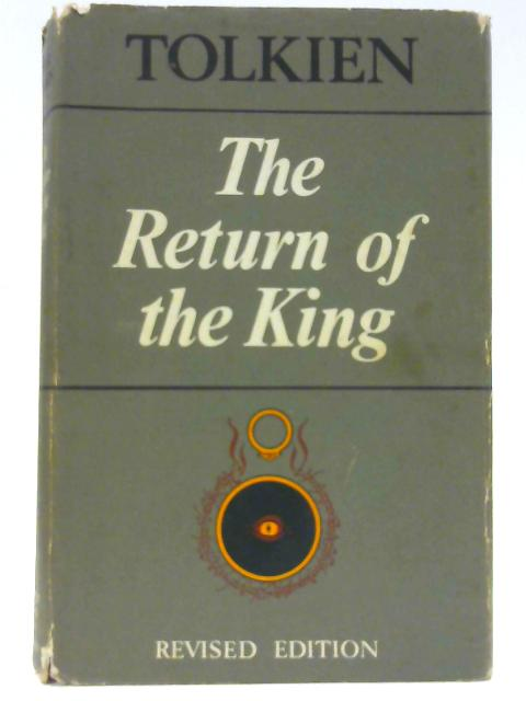 The Return of the King Being the 3rd Part of the Lord of the Rings By Tolkien, J R R
