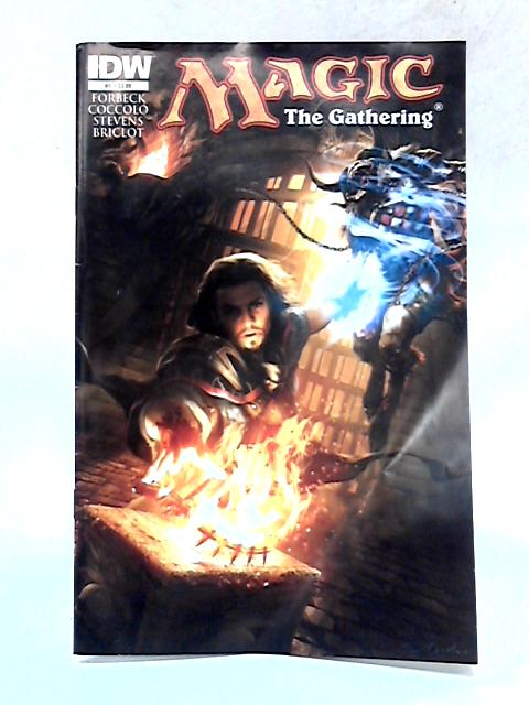 Magic: The Gathering No. 1 by Matt Forbeck