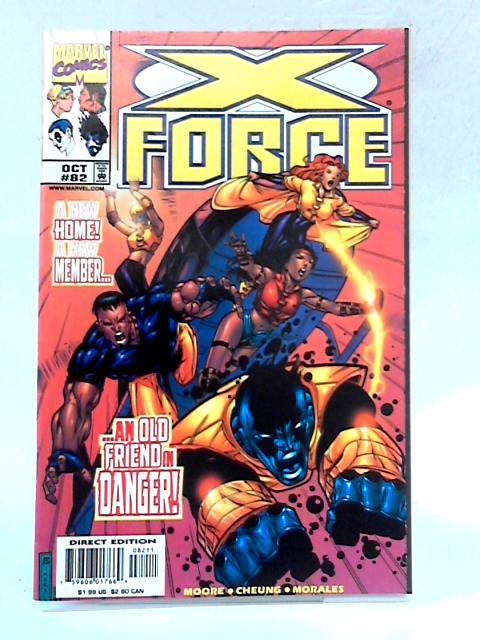 X-Force: Vol. I No. 83 By J.F. Moore