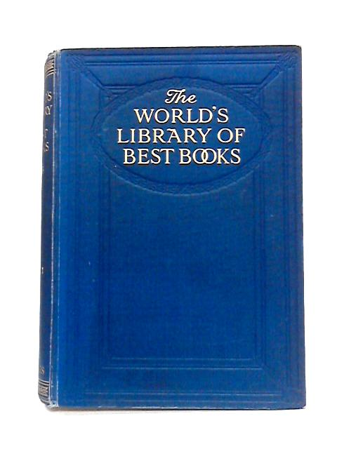 Rhe World Library of Best Books: Vol I By W. Whitten (ed)