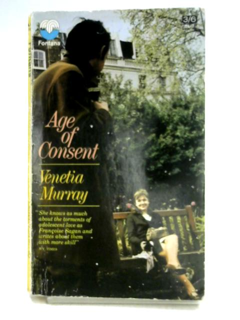 Age of Consent By Venetia Murray
