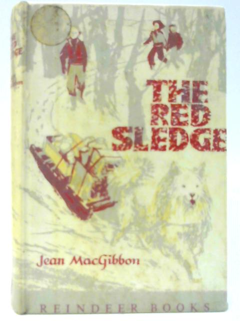 The Red Sledge By Unknown