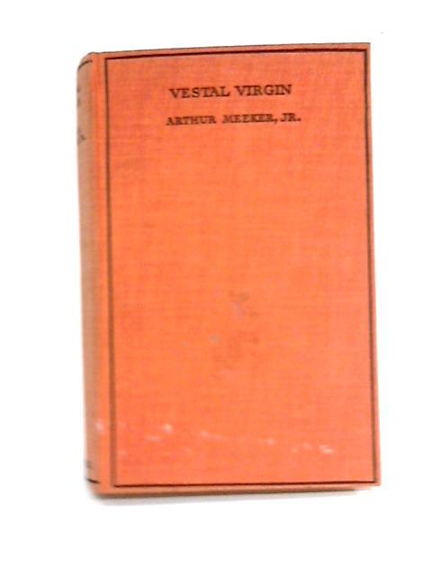 Vestal Virgin By Arthur Meeker