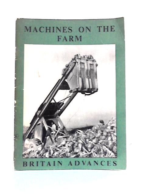 Machines on the Farm by L.F. Easterbrook