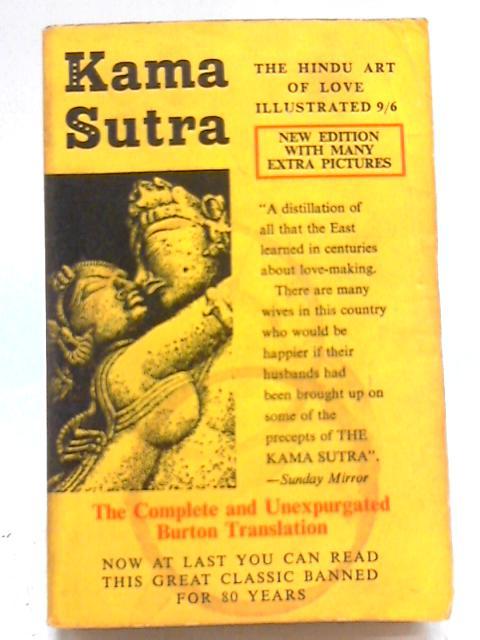 Vatsyayana's Kama Sutra by Vatsyayana