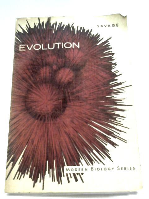 Evolution By Jay M. Savage