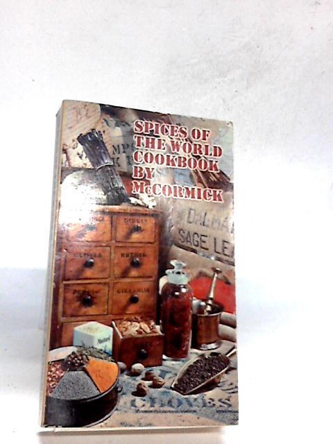 Spice of the World Cookbook By McCormick