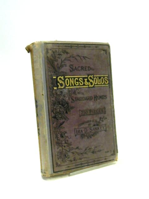 Sacred Songs And Solos Hymn Book