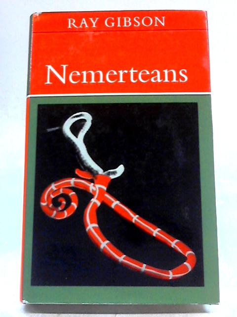 Nemerteans (University Library) By Gibson, Ray