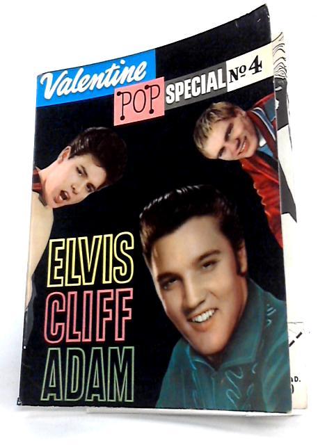 VALENTINE POP SPECIAL NO. 4 By No author.
