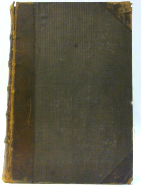The Imperial Gazetteer of Scotland Vol.I By Wilson, John Marius (Ed.)