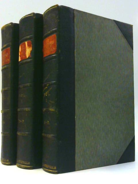 Standard Family Physician - 3 Volumes By Crichton-Browne