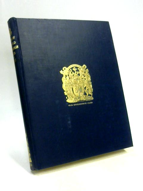 The Book of the Old Edinburgh Club thirtieth volume By Anon
