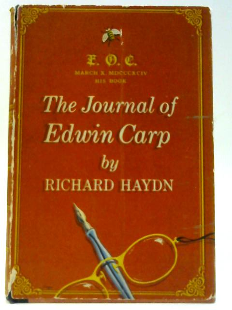 The Journal of Edwin Carp by Unknown