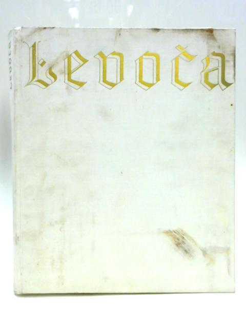 Levoka By Jaromir Homolka