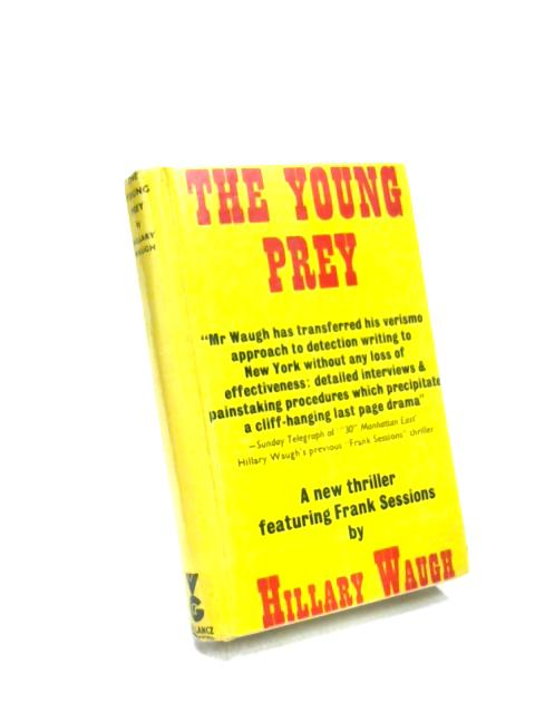 Young Prey By Hillary Waugh