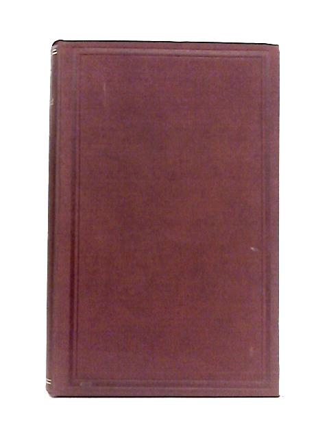 Proceedings of the Royal Philosophical Society of Glasgow: Volume XLIV 1912-1913 By Anon