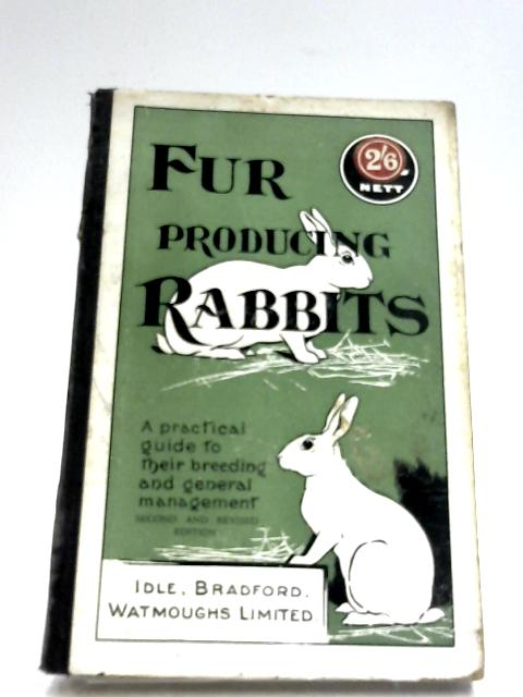 Fur-Producing Rabbits by Anon