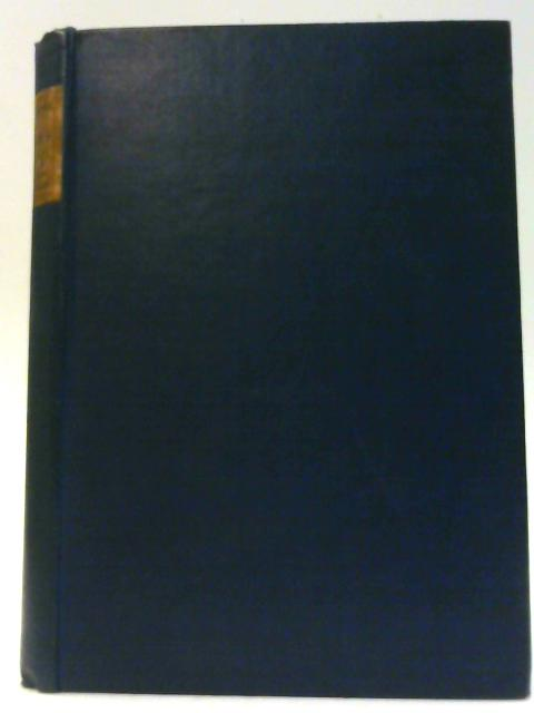 The Pillars Of Society And Other Plays By Ibsen, Henrik; Ed. Havelock Ellis