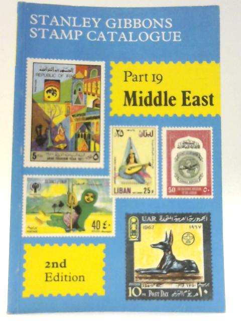 Stamp Catalogue: Middle East Pt. 19 by Gibbons, Stanley
