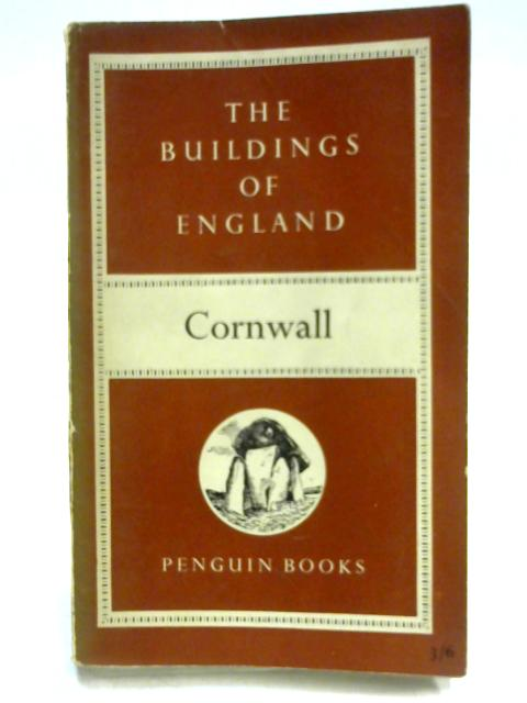 The Buildings of England: Cornwall by Pevsner