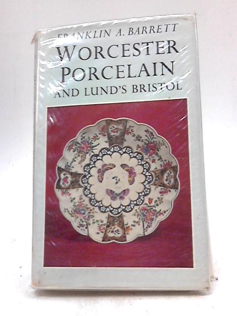 Worchester Porcelain by Barrett
