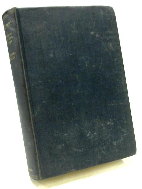 Slump!: A Study of Stricken Europe To-Day By H. Hessell Tiltman
