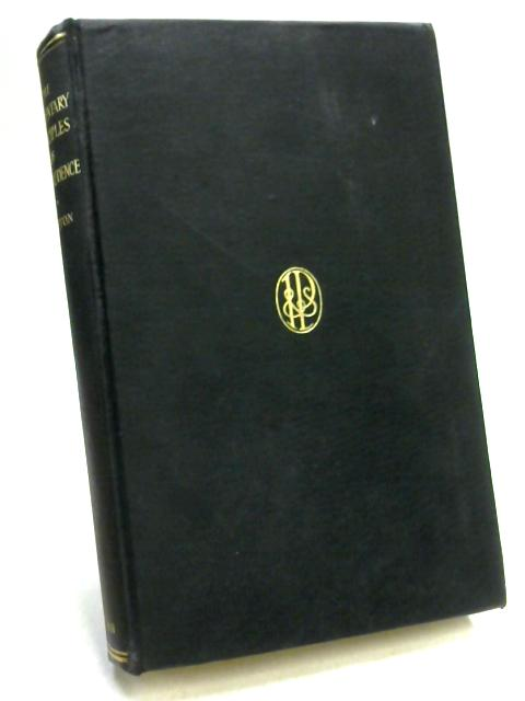 The Elementary Principles of Jurisprudence by G.W. Keeton