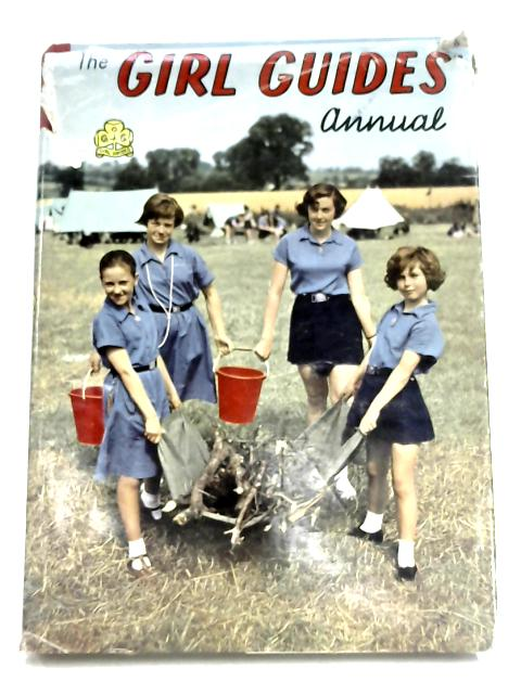 The Girl Guides' Annual 1961 by Anon