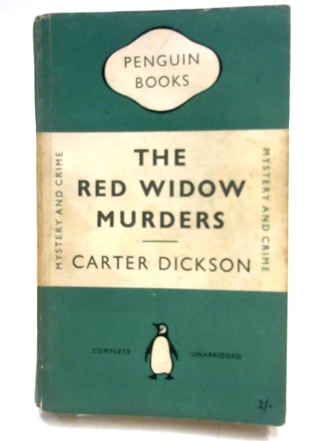 The Red Window Murders by Carter Dickson