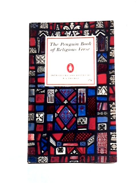 Penguin Book of Religious Verse by R.S. Thomas (ed)