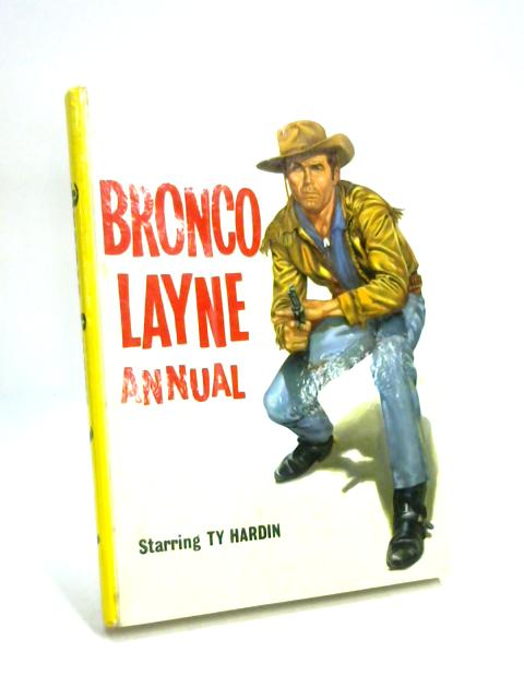 Bronco Lane Annual by Joe Morrissey