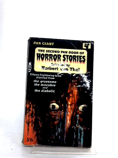 The Second Pan Book of Horror Stories by Selected By Herbert Van Thal