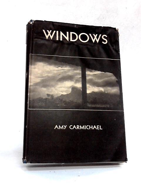 Windows By CARMICHAEL, Amy