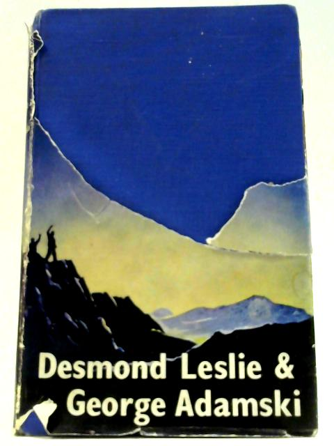 Flying Saucers Have Landed by Desmond Leslie