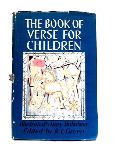 The Book of Verse for Children by Various
