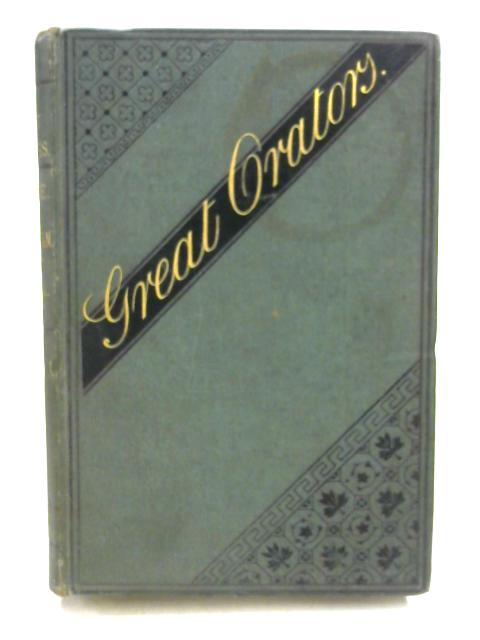 Great Orators By Henry James Nicoll